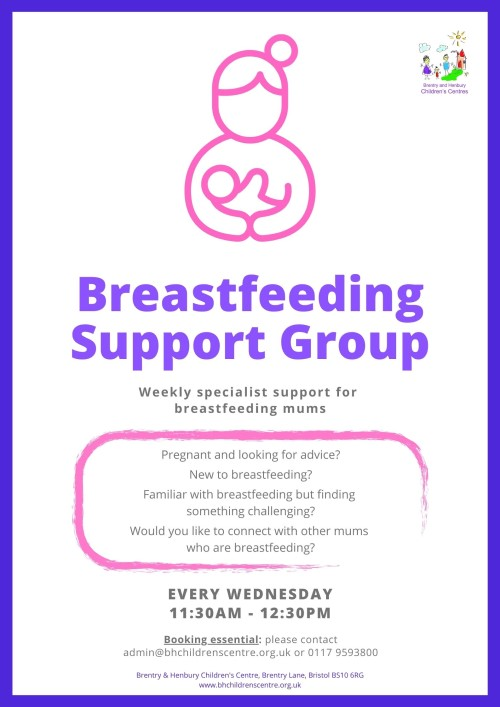 BREASTFEEDING SUPPORT GROUP small