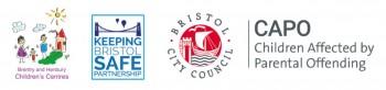 CAPO BHCC Keeping Bristol Safe and BCC Logo