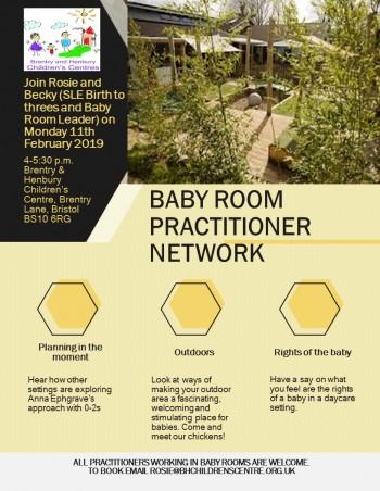 Baby Room Prac flyer
