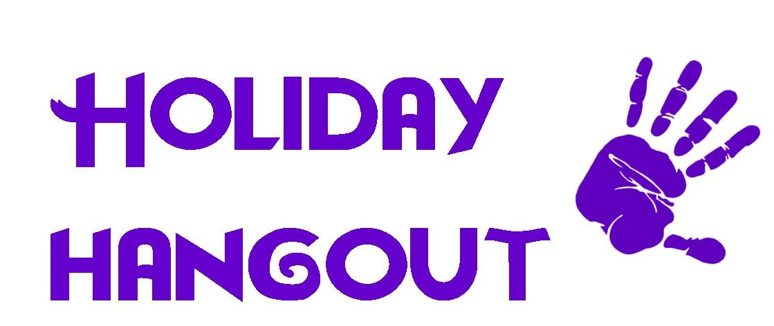 holiday hangout logo